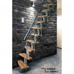 Mini plus Rail mlynarske schody samonosne stavebnicove svepomoci