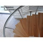 Modulove mlynarske schody Atrium Mini Plus Rail_samonosne schodiste_4