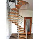 Tocite schody Adaco Beskydy samonosne schody stavebnicove